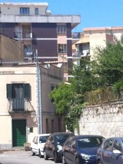 CATANZARO Vico Paglia - zona Stadio/via Mario Greco
